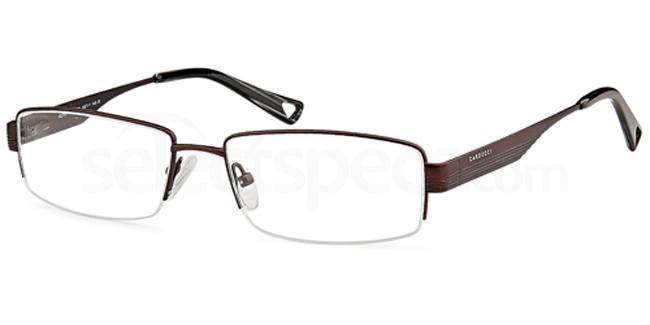 Gun Metal CD7001 Glasses, Carducci