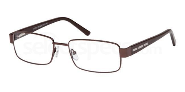 Bronze CD7033 Glasses, Carducci