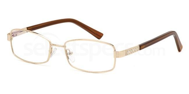 Gold CD7064 Glasses, Carducci