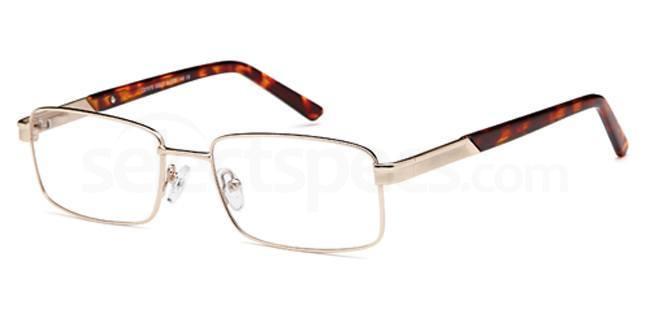 Gold CD7070 Glasses, Carducci