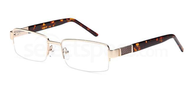 Gold CD7076 Glasses, Carducci