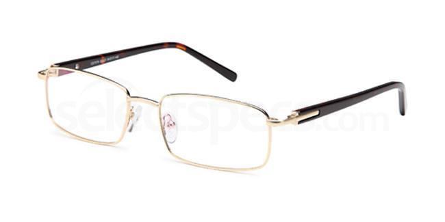Gold CD7078 Glasses, Carducci