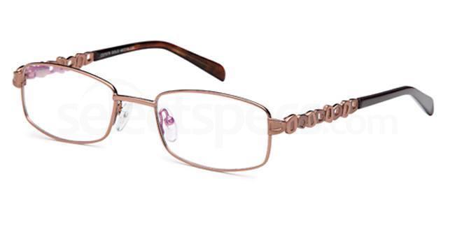 Bronze CD7079 Glasses, Carducci