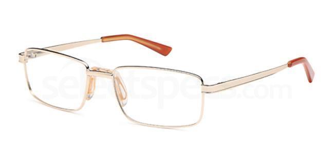 Gold CD7082 Glasses, Carducci