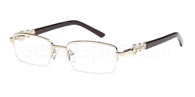 Gold CD7084 Glasses, Carducci