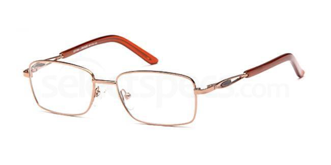 Light Bronze CD7088 Glasses, Carducci