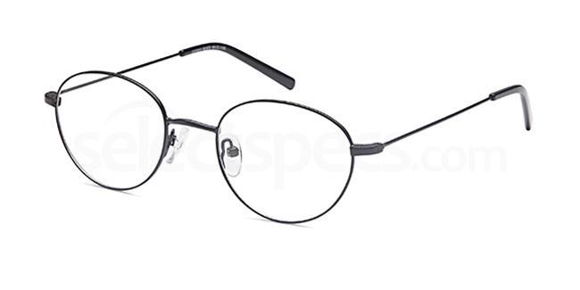 Black CD7093 Glasses, Carducci