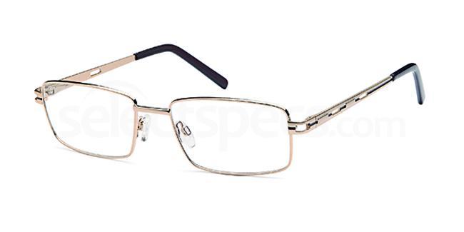Gold CD7096 Glasses, Carducci