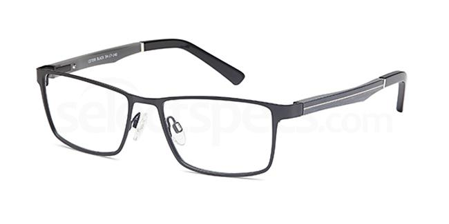 Black CD7098 Glasses, Carducci