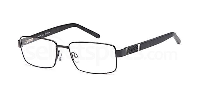 Black CD7099 Glasses, Carducci