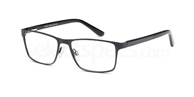 Black CD7101 Glasses, Carducci