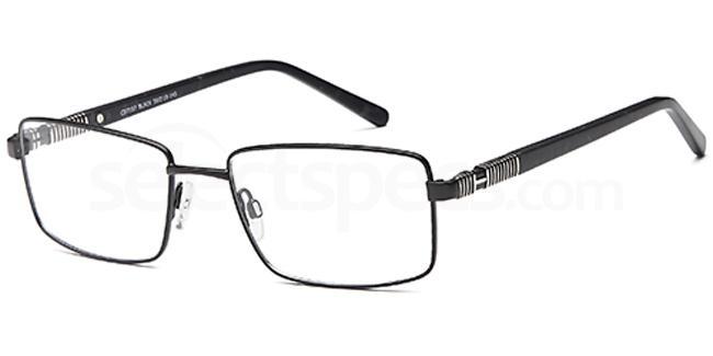 Black CD7107 Glasses, Carducci