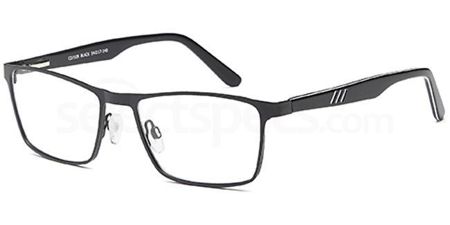 Black CD7109 Glasses, Carducci