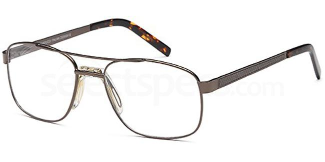 Bronze CD7111 Glasses, Carducci