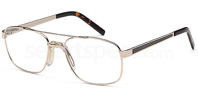 Gold CD7111 Glasses, Carducci