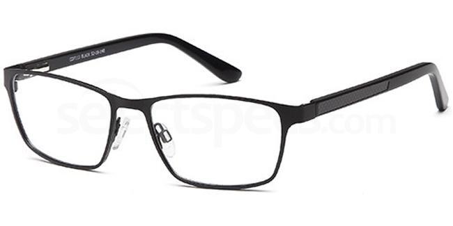 Black CD7113 Glasses, Carducci