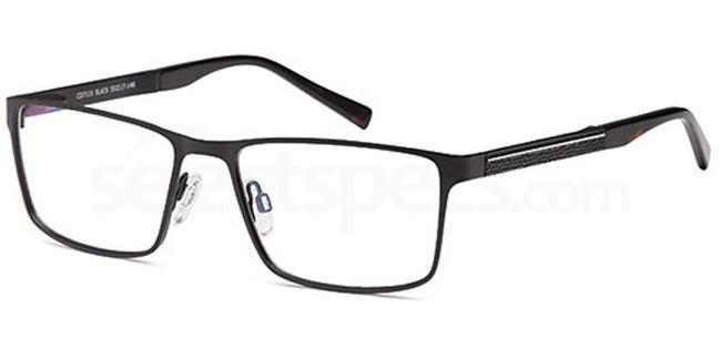Black CD7115 Glasses, Carducci