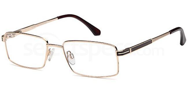 Gold CD7117 Glasses, Carducci