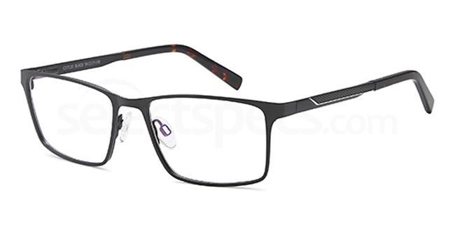 Black CD7120 Glasses, Carducci