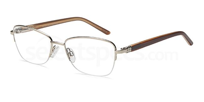 Gold CD7123 Glasses, Carducci