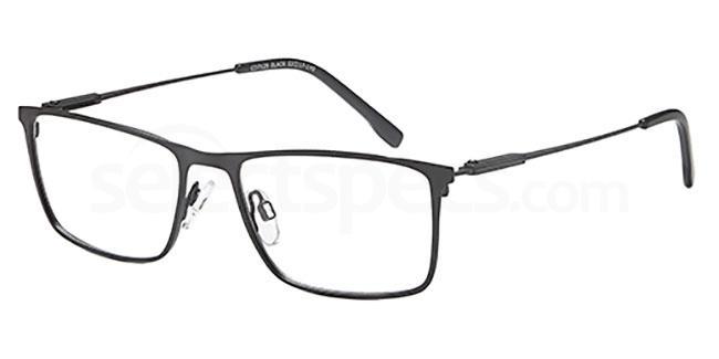 Black CD7125 Glasses, Carducci