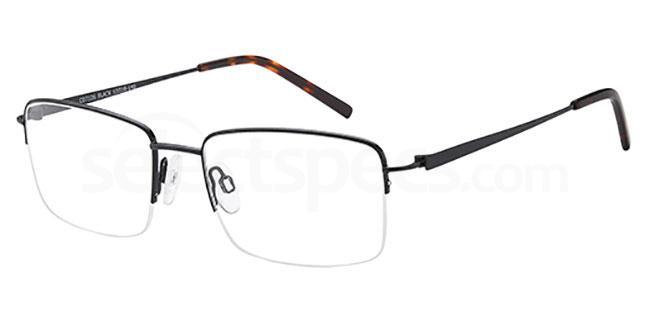 Black CD7126 Glasses, Carducci