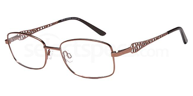 Bronze CD7127 Glasses, Carducci