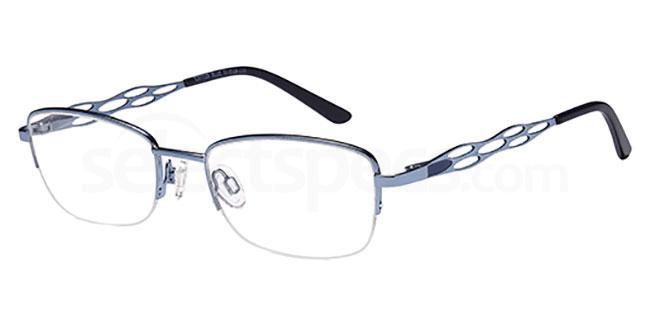 Blue CD7129 Glasses, Carducci