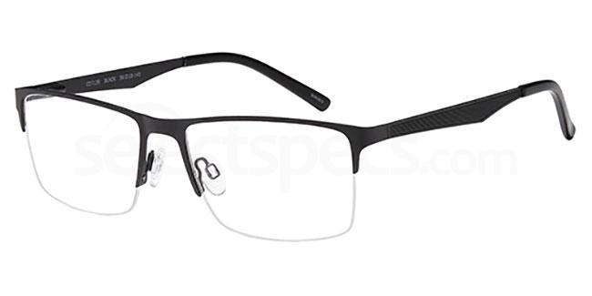 Black CD7130 Glasses, Carducci