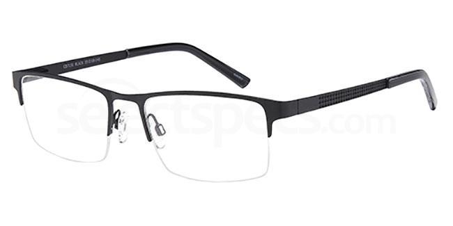Black CD7131 Glasses, Carducci