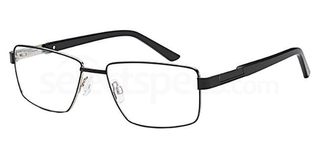 Black CD7133 Glasses, Carducci