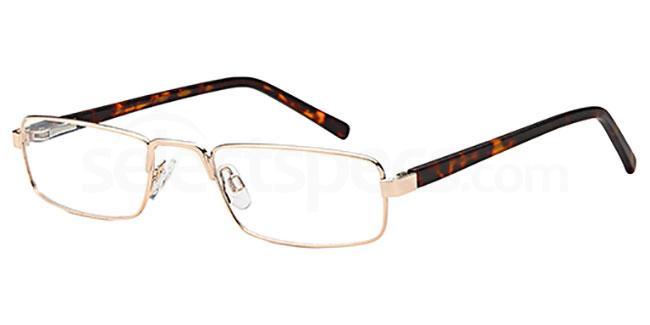 Gold CD7136 Glasses, Carducci