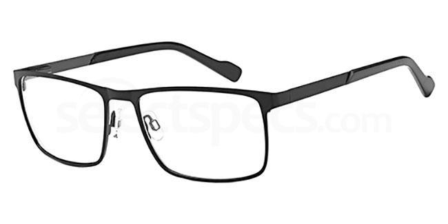Black CD7137 Glasses, Carducci