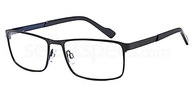 Black CD7138 Glasses, Carducci