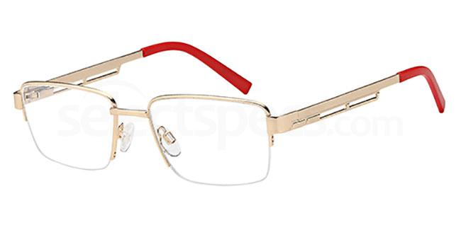 Gold CD7139 Glasses, Carducci