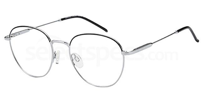 Black/Silver CD7141 Glasses, Carducci