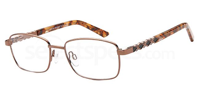Bronze CD7145 Glasses, Carducci
