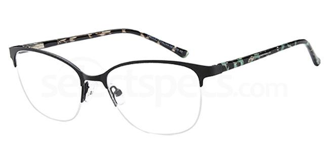 Black CD7146 Glasses, Carducci
