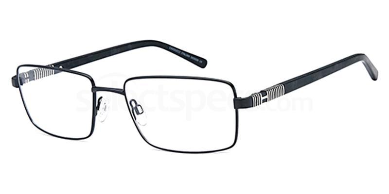 Black CD7156 Glasses, Carducci