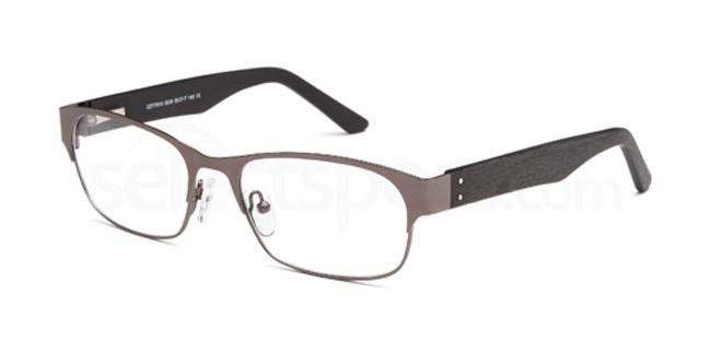 Gun Metal CDT7910 Glasses, Carducci Trend