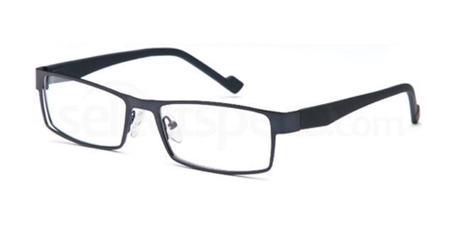 Blue CDT7915 Glasses, Carducci Trend