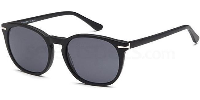 Black CD1049 Sunglasses, Carducci Sun