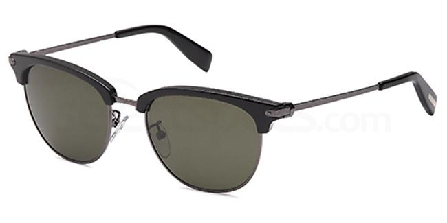 horn rimed sunglasses men Carducci
