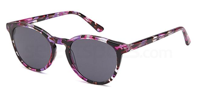 Purple CD1053 Sunglasses, Carducci Sun