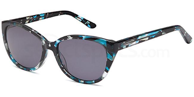Blue CD1054 Sunglasses, Carducci Sun