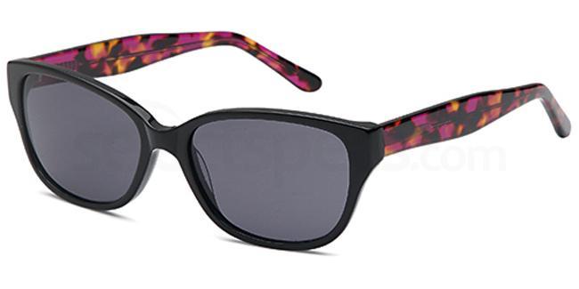 Black CD1056 Sunglasses, Carducci Sun
