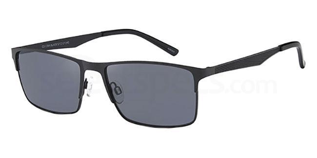 Black CD 1064 Sunglasses, Carducci Sun