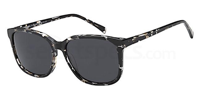 Black Mottle CD 1066 Sunglasses, Carducci Sun