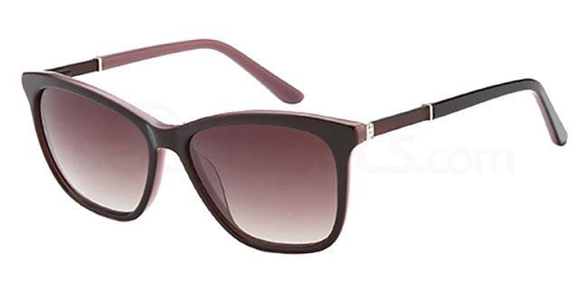 Brown CD 1069 Sunglasses, Carducci Sun