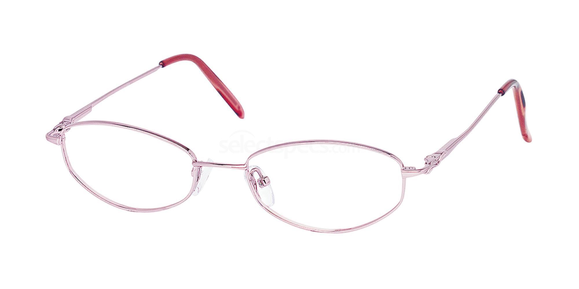 Pink Gold SIG 006 Glasses, Sigma